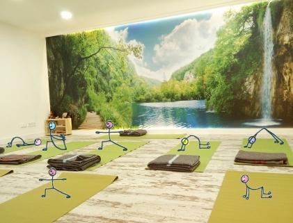 Todos quiere hacer Yoga